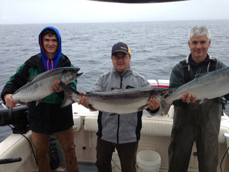 Home northern bounty fishing charters prince for Fishing guide jobs
